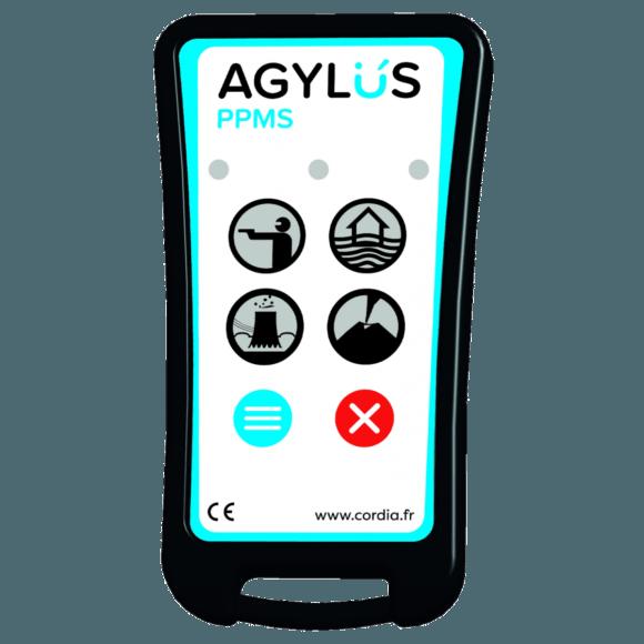 Télécommande PPMS AGYLUS